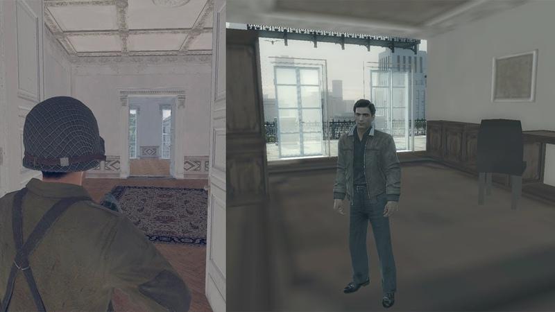 Места где вы не были в игре Mafia 2 Часть 6