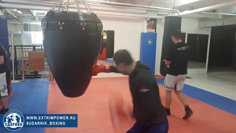 Боксерский клуб Ударник Зал на Кожуховской Дубровке
