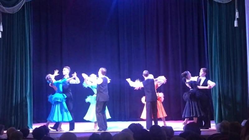 Синий платочек, концерт Салют победы на сцене Дворца