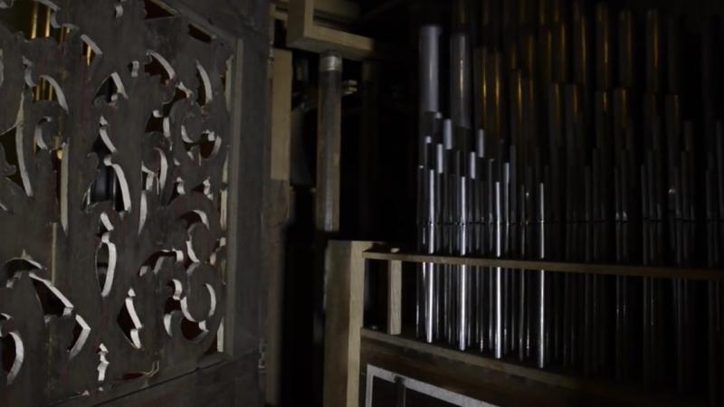 Nikolaus Bruhns - Praeludium e-moll - Thorsten Ahlrichs, organ