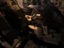 Танки в городе Стрельба из САУ 2С1 Гвоздика Выстрел внутри орудия глазами экипажа