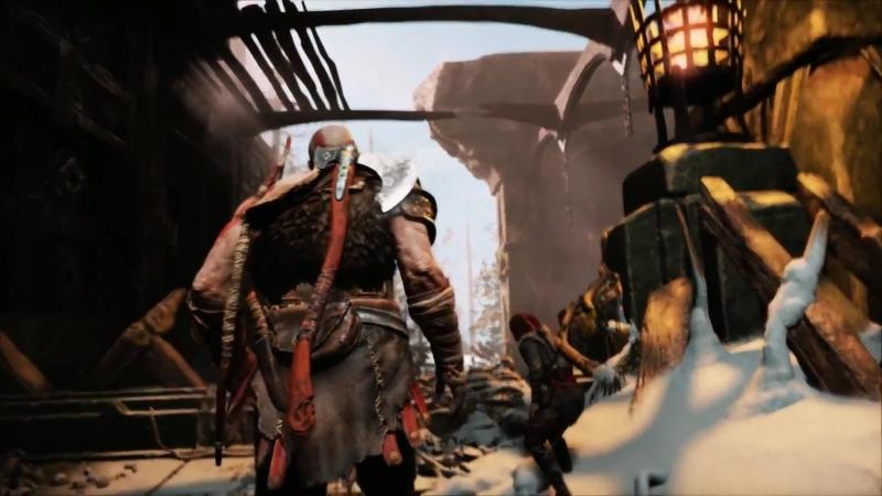 God Of War 4 Part 2 FULL GAME [1080p 60FPS PS4 PRO] (2018)