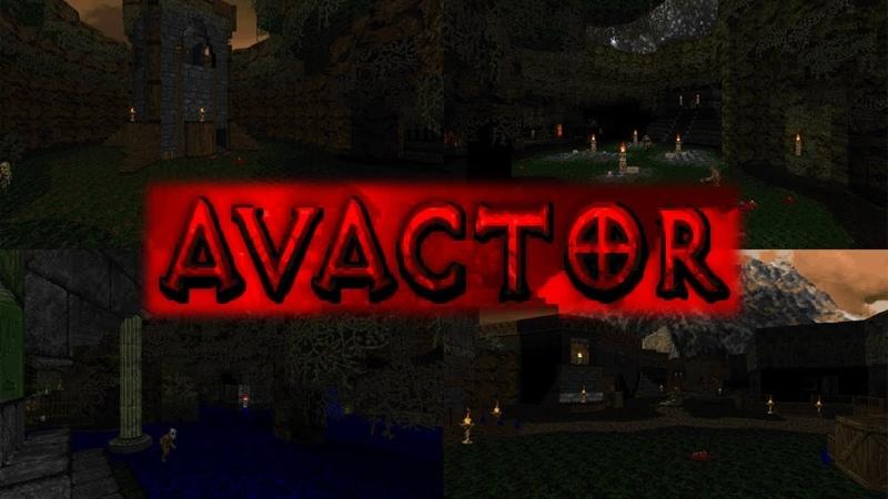 [ПЕРЕЗАЛИВ] Avactor и его беспощадные джунгли (с Iron Droog)