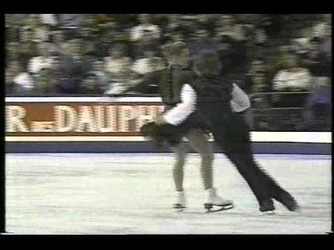 Bourne Kraatz (CAN) - 19961997 Champions Series Final, Ice Dancing, Free Dance