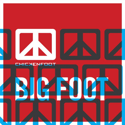 Chickenfoot альбом Big Foot