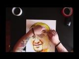 Видеоролик к портрету