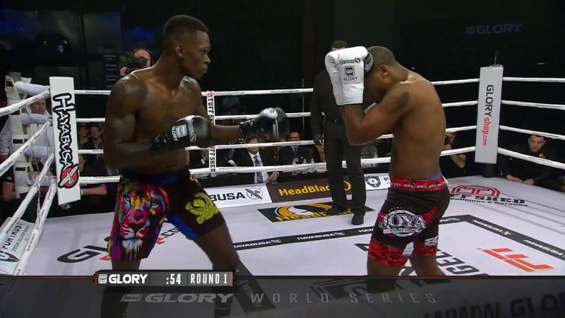 GLORY 37 Los Angeles: Jason Wilnis vs. Israel Adesanya (Middleweight Title Fight) glory 37 los angeles: jason wilnis vs. israel