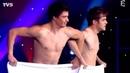 Французы комики Танец с полотенцем