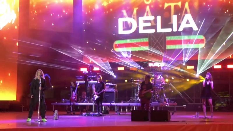 Delia la Europa FM LIVE pe Plaja - Concert integral