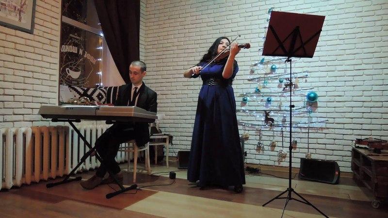 Дениза Альмухаметова и Тимур Валитов — Павана (Габриэль Форе)