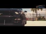 Ford Mustang GT на 20 дисках Vossen CV5 на 4 точки. Шины и диски 4точки - Wheels &amp Tyres