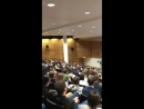Фрагмент лекции в King's College (London, 21.05.18)