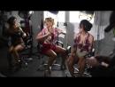 Татьяна Котова на съёмках клипа Adios 2018 - Голая Ножки, грудь, попка