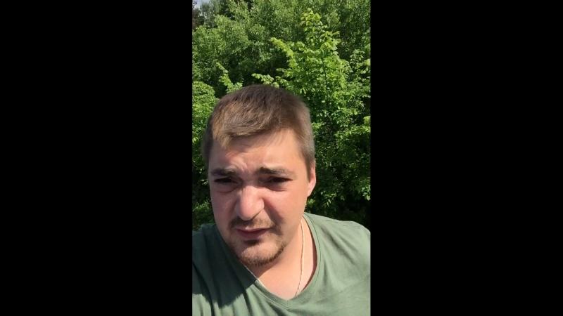 Гоним тепловоз Курск