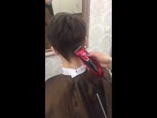 Мужская стрижка волос в г. Казань. Прически, длинная, короткая, классика