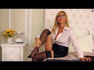 Зрелая мамка milf sexy mature  домашнее вебка шалит секс