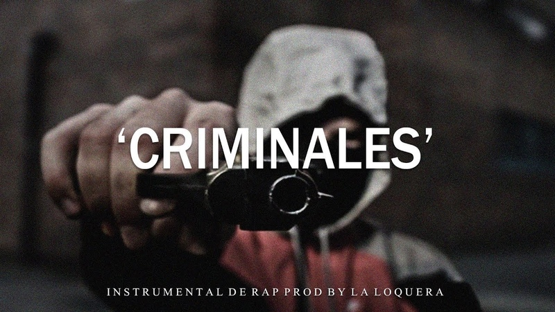 CRIMINALES - BASE DE RAP / OLD SCHOOL HIP HOP INSTRUMENTAL USO LIBRE (PROD BY LA LOQUERA 2018)
