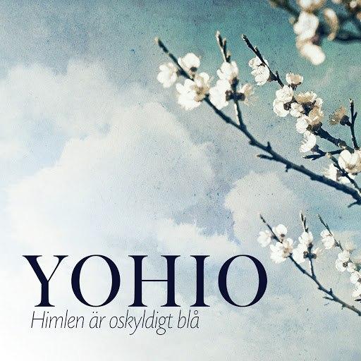 YOHIO альбом Himlen är oskyldigt blå