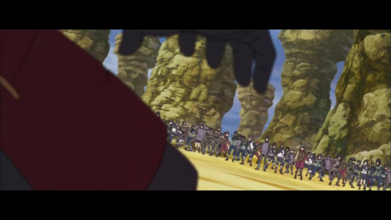 Naruto - Avengers: Infinity War (final trailer)