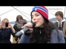 Lena Meyer-Landrut - Satellite - acoustic version (Boat trip in Oslo)