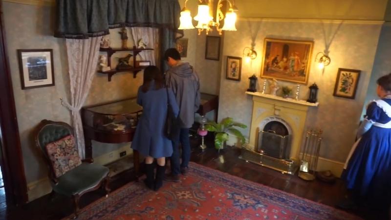 Музей Шерлока Холмса в Лондоне - Sherlock Holmes Museum.mp4