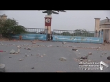 مشاهد من داخل مطار_الحديدة المدني والعسكري يكذب زيف ادعائات إعلام تحالف العدوان بالسيطرة ع