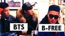 [Eng Sub] B-Free Disrespecting BTS Rap Monster Suga? | 방탄소년단 디스 비프리