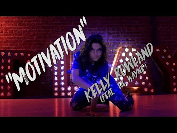 Kelly Rowland (feat. Lil Wayne) - Motivation   Nicole Kirkland Choreography