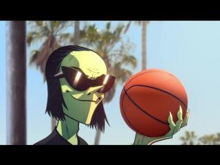 Gorillaz - humility (official video) премьера видеоклипа