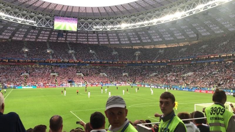 ЧМ2018⚽️ Англия 🏴 - Хорватия 🇭🇷