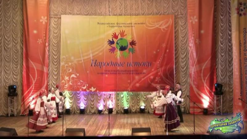 Лауреат 1 степени Номинация фольклор Коми пермяцкий ансамбль Шондiбан Лик солнца (1)