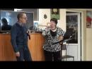 гости из Калитино на Масленице в Сиверском УТВ 14 02 18 г