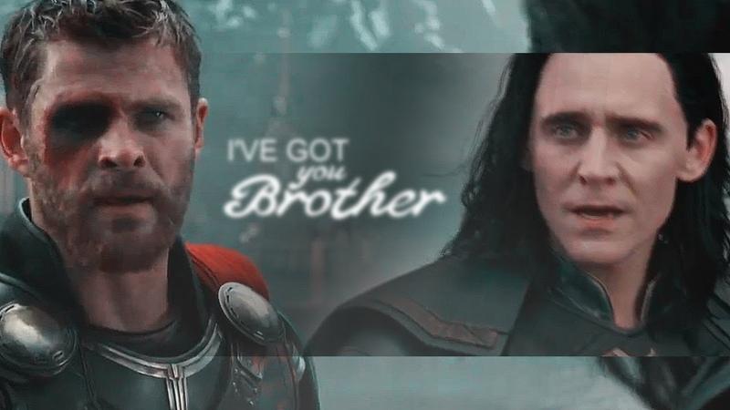 I've Got You, Brother   Thor Loki
