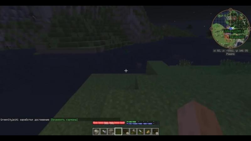 [MoF] Minecraft - TerraFirmaCraft - 01 - Начинаем
