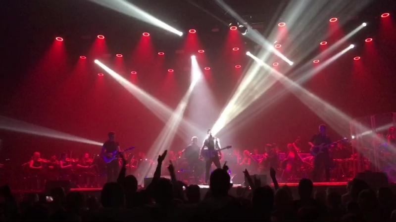 Концерт ко дню рождения Виктора Ц