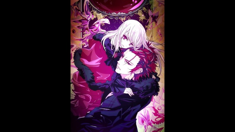 S-en-pai is caressing you in his private chamber. (Yandere Vampire x Vampire) ASMR