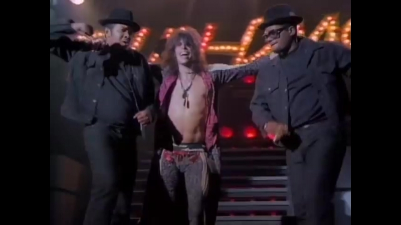 Run-D.M.C. - Walk This Way ft. Aerosmith