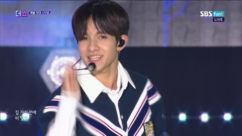 [Special Stage] 181009 Samuel (사무엘) - CLAP (박수)