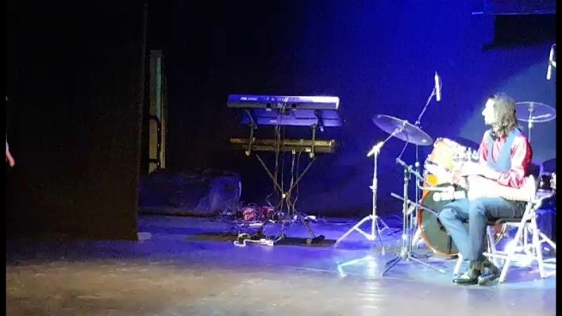 Potapova Marina Live Tabla with Marcel