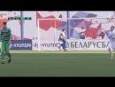 Всe сeйвы Николая Романюка в матчe с «Ислочью»
