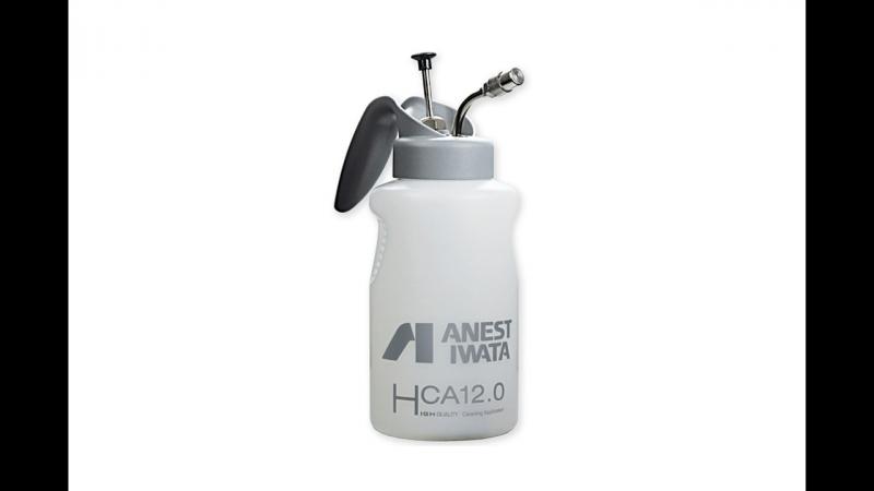 Бутыль-распылитель для промывки краскопультов Iwata