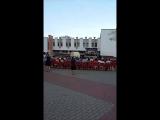 Вечер народной музыки на Площади искусств