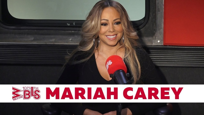 Mariah Carey Talks New Music Rebirth of Glitter and Listening to WBLS Throughout The Years