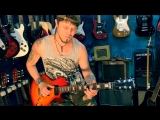Grass Roots Solo With Takamine Rhytmh Guitar