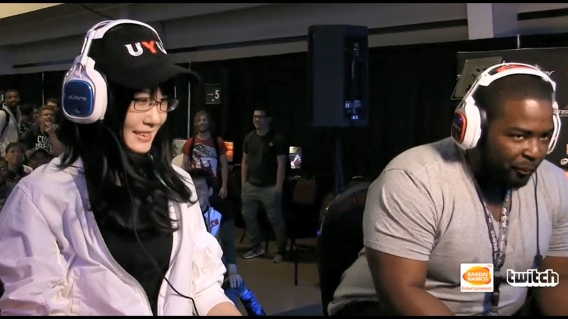 Combo Breaker | UYU YUYU (XIaoyu) vs Ricktharuler (BOB) | Tekken 7 | TWT Illinois | Bracket match