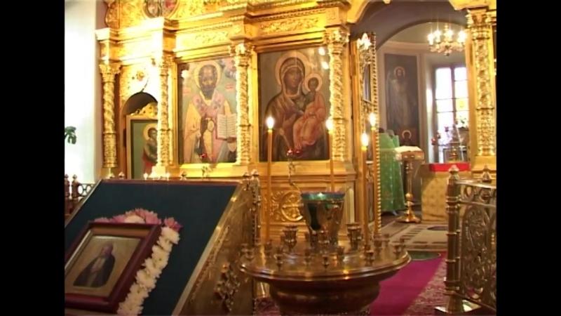 Архиерейское Богослужение Митрополит Волоколамский Иларион нарезка