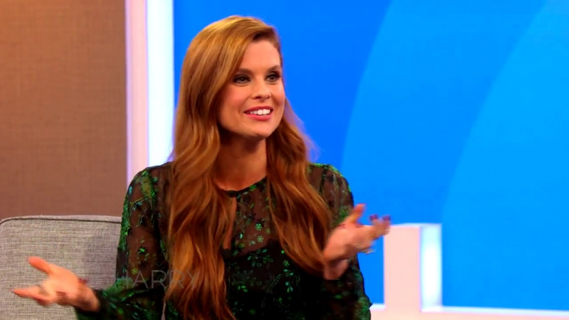 JoAnna Garcia Swisher chez Harry le 25 octobre 2017