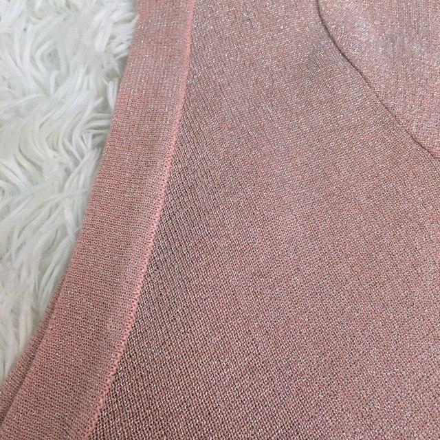 Розовый джемпер из магазина WOTWOY