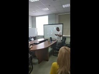 Лекция Михаила Перепелкина