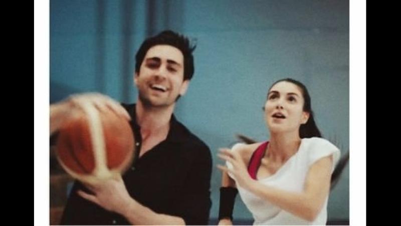 YagHaz Aşk Dolu Basket Maçı [aşk adına ]